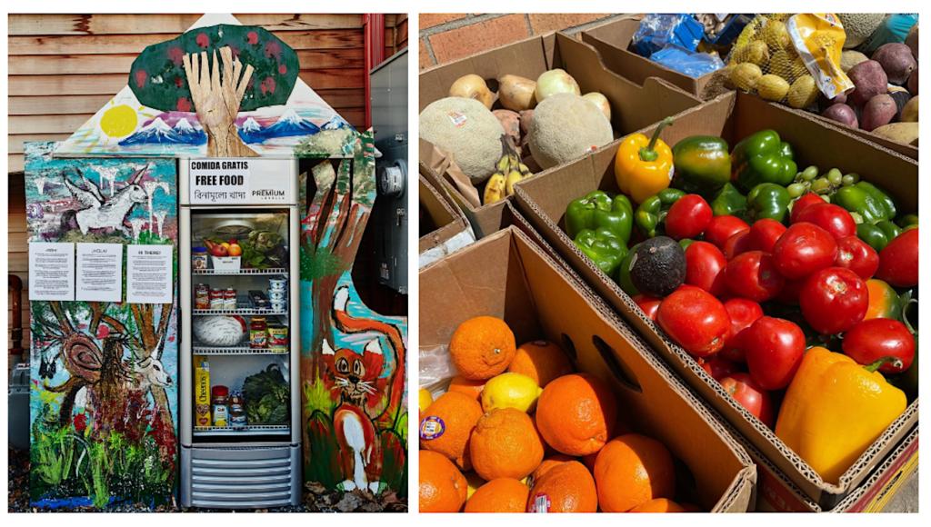 kingston community fridges