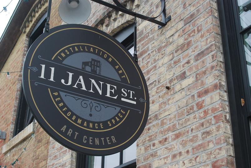 11 Jane Street Art Center