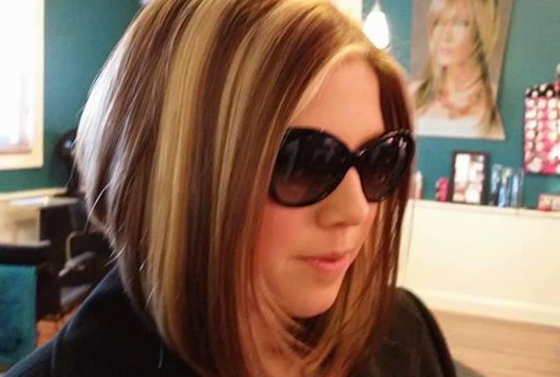 Hair by Sharon at Shear Elegance