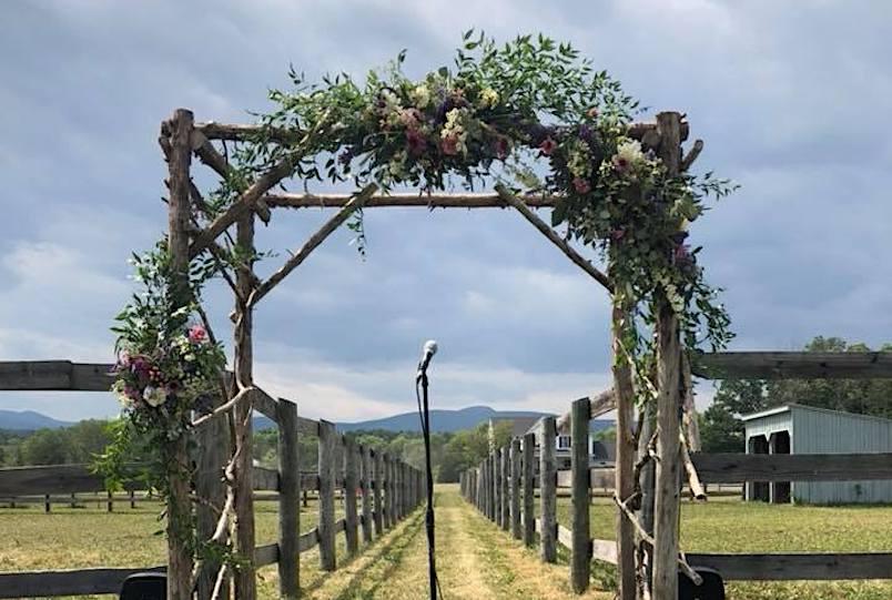 Oz horse farm and wedding venue