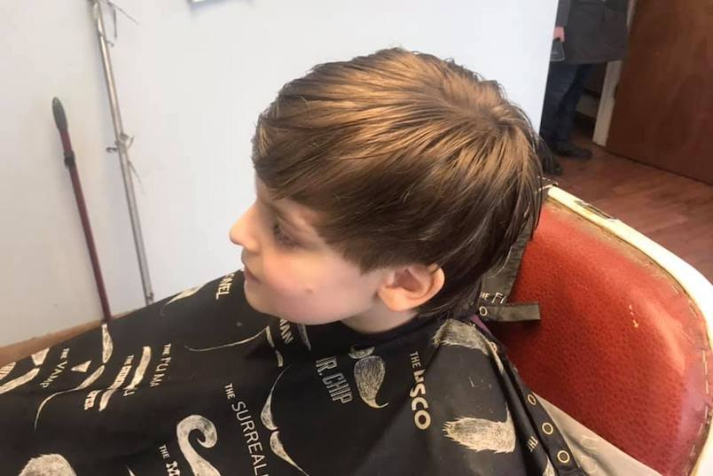 saad's barber shop Kingston NY