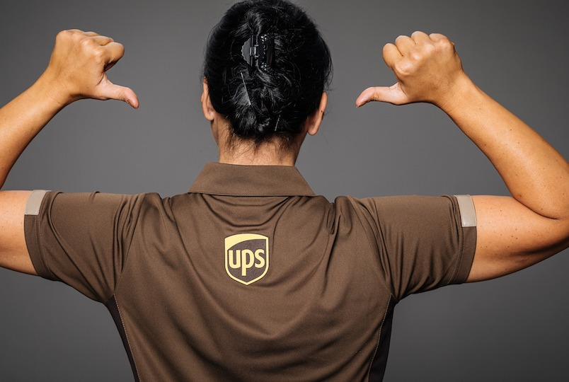 UPS Woodstock NY