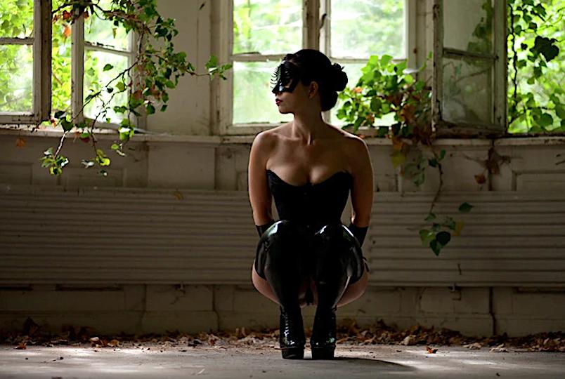 Wendy Drolman Leather Masks Woodstock NY