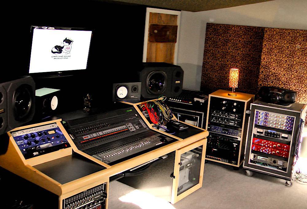 gimme that sound recording studio stone ridge