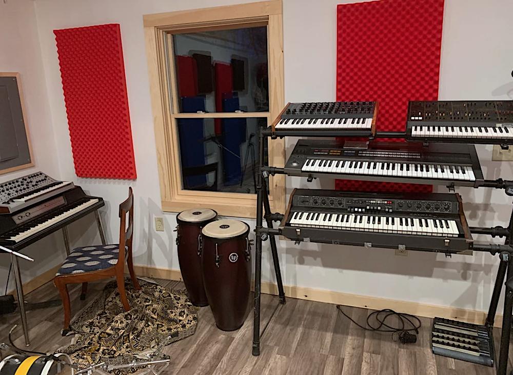 pineapple room studio NEW PALTZ
