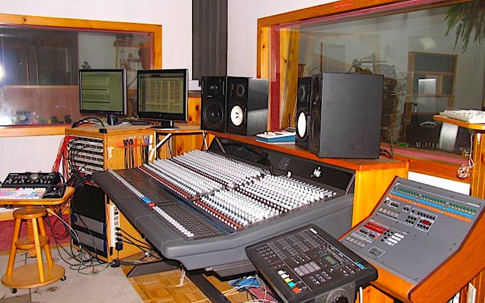 Sonart Recording Studio Mount Tremper