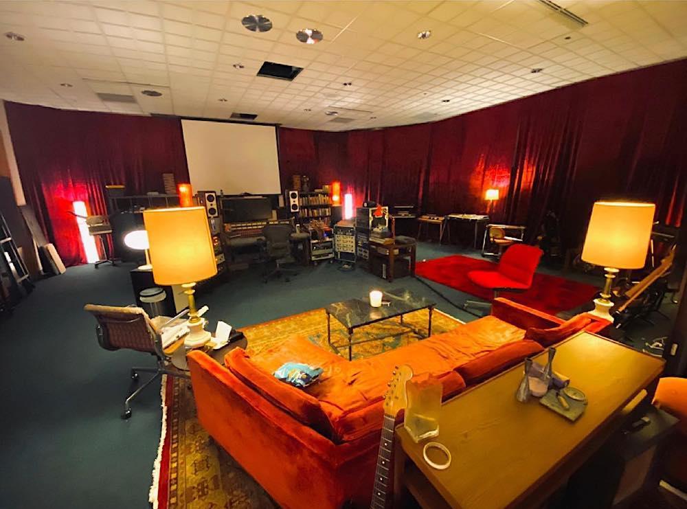 The ISOKON recording Studio