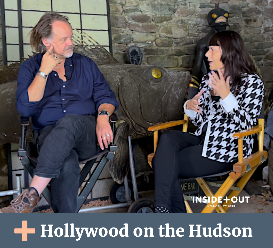 Hollywood on the Hudson with Larry Fessenden