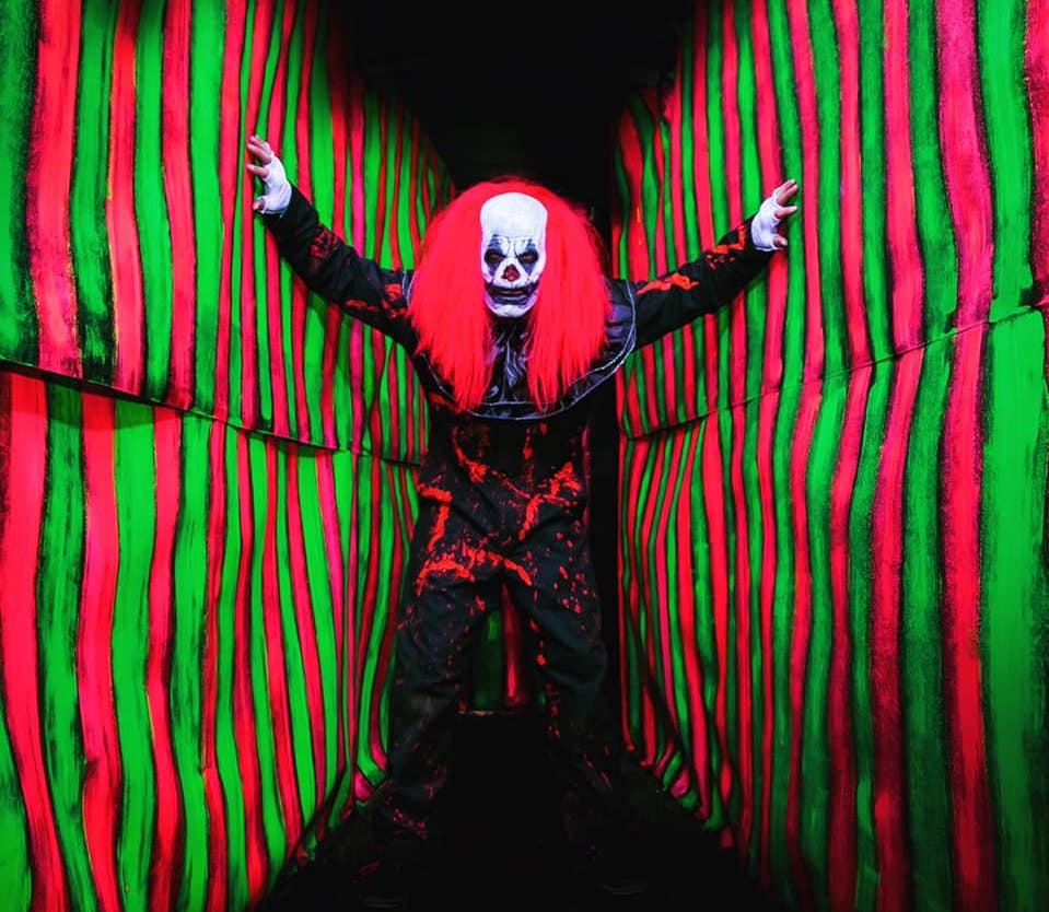 Nightmare Circus Halloween Event